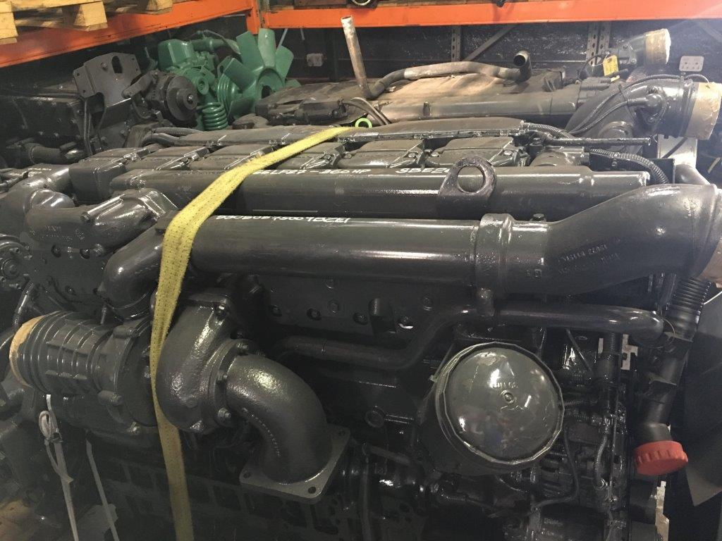 MAN D2866LF27 ENGINE COMPLETE
