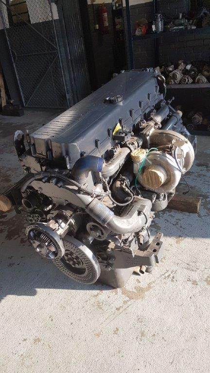 IVECO CURSOR 10 ENGINE