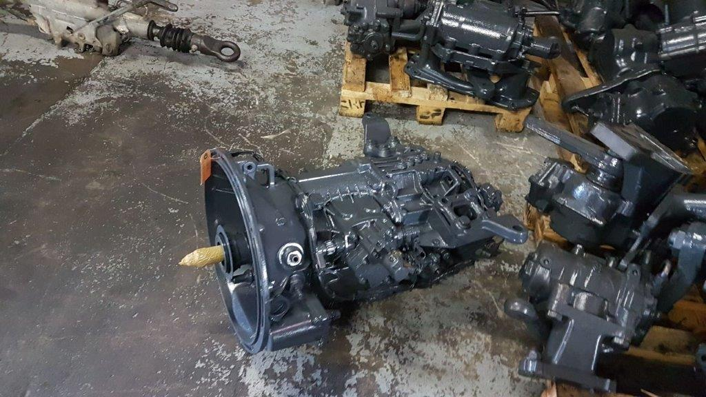 MERCEDES G85 GEARBOX(ATEGO)