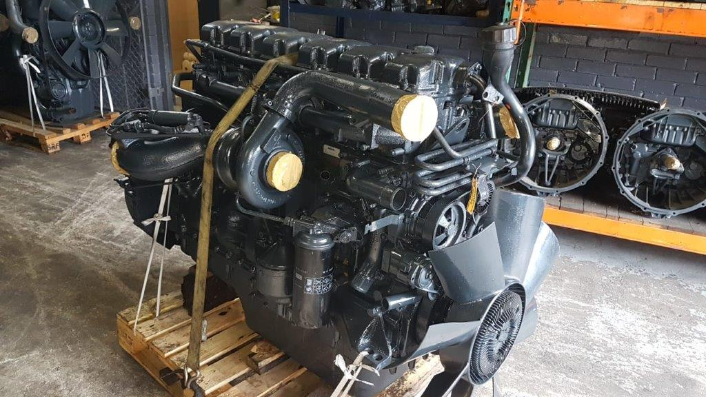 SCANIA DC12-12 ENGINE