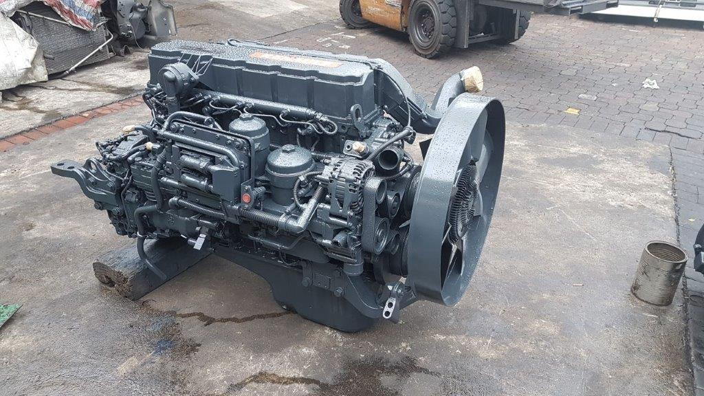 VOLVO DX17 ENGINE(RENAULT)
