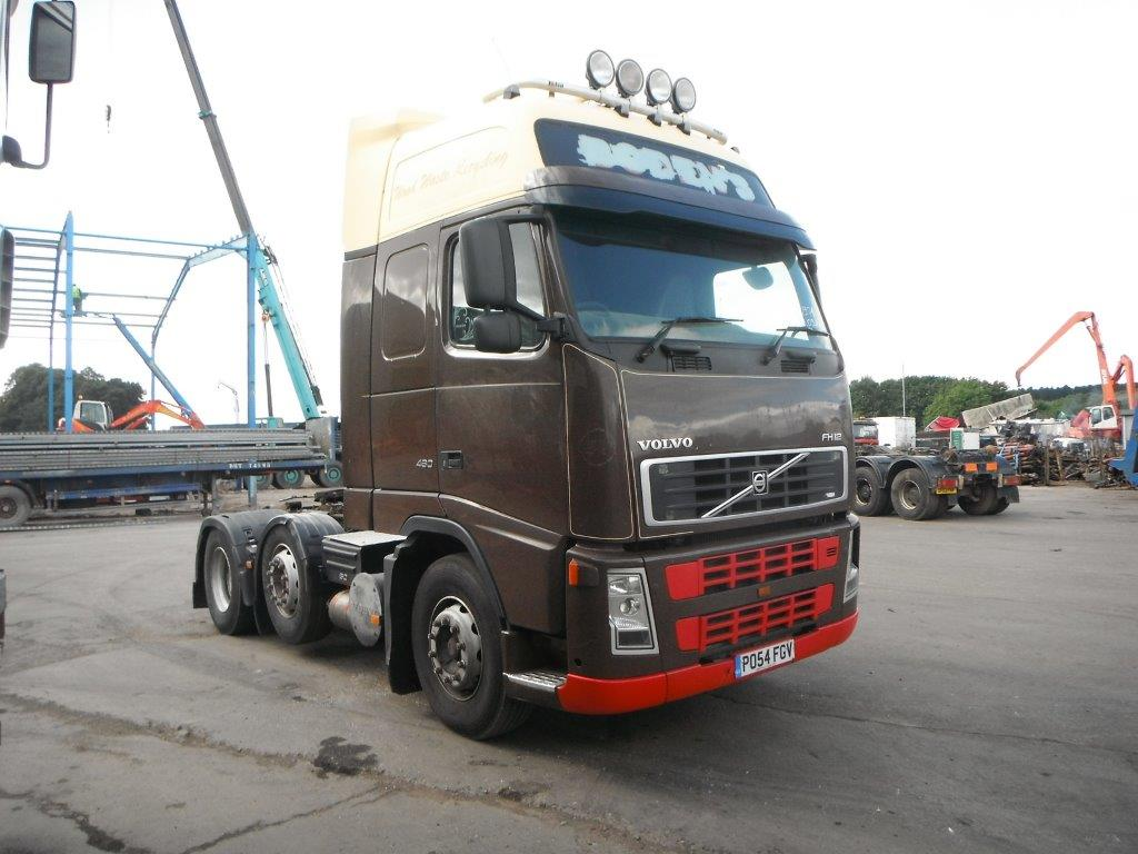 VOLVO FH12 460 6×2