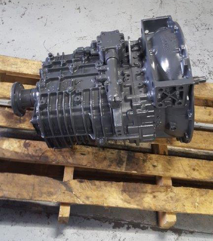 ZF6S-36 GEARBOX