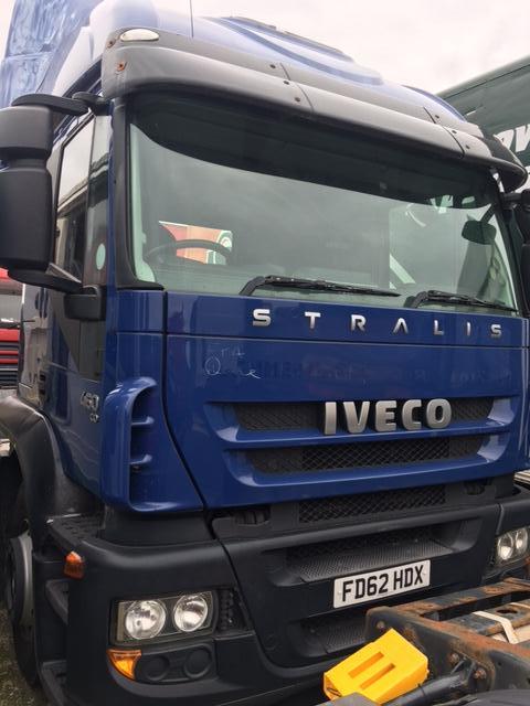 2012 IVECO STRALIS 440HP